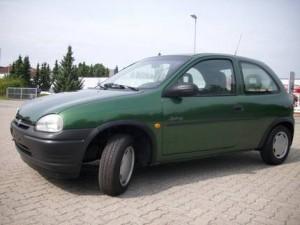 Opel Corsa Grand Slam